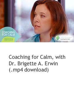 Coaching for Calm, with Dr. Brigette A. Erwin