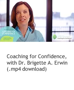 Coaching for Confidence, with Dr. Brigette A. Erwin